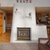 Plaster Fireplace_John Mattson Design-build