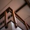custom stair rail_custom woodworking